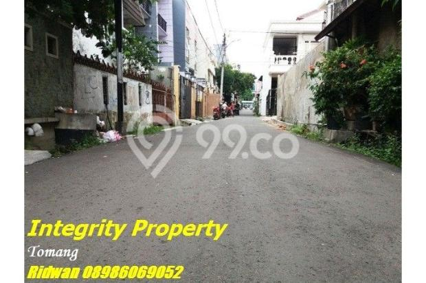 IP1593: Rumah Baru Minimalis di Tomang Lokasi Bagus 5892833
