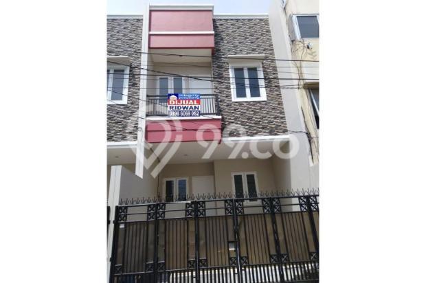 IP1593: Rumah Baru Minimalis di Tomang Lokasi Bagus 8192060