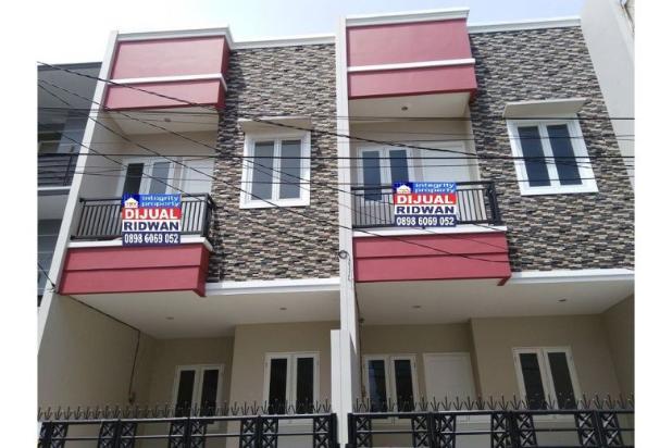 IP1593: Rumah Baru Minimalis di Tomang Lokasi Bagus 8192061