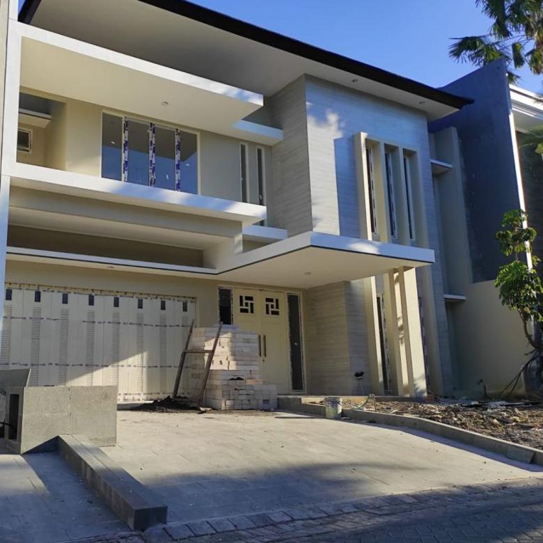 Rumah Minimalis New Gress Villa Bukit Regency Pakuwon Indah