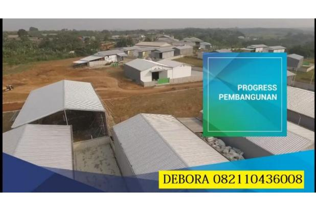 gudang multiguna izin industri limbah b3 gunung sindur bogor,dekat tol bsd