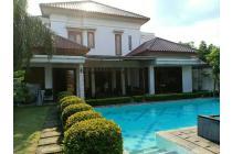 Rumah Mewah Luas Fasilitas Swimmimg Pool Di Jati Padang Jaksel