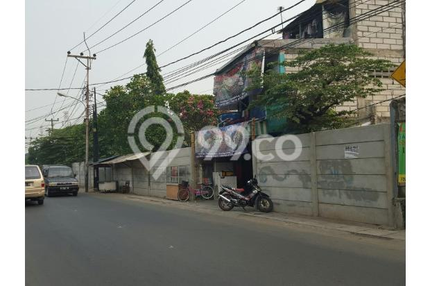 Dijual tanah jalan puri kembangan raya, Kembangan Selatan Jakarta Barat 4230922
