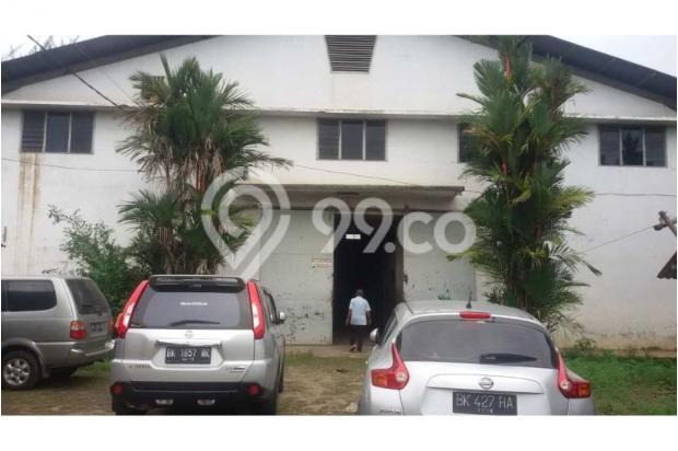 Disewa Gudang Medan Tanjung Morawa KM 13,3 6598759