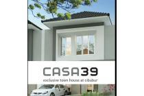 Dijual Rumah Townhouse CASA39 CIBUBUR