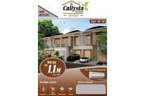 Dijual Cluster Callysta Residence di kawasan Bintaro (harga mulai 1,1 M)