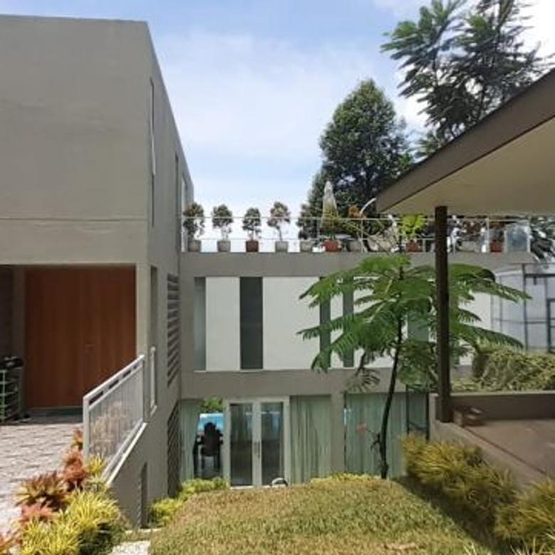 Rumah Villatel Dago Atas Dengan View Perbukitan Yang Sejuk