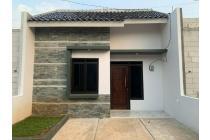 Rumah Murah Cluster Minimalis Di Selatan Jakarta One Get Sistem