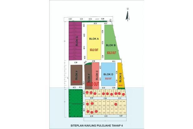 Rp455jt Tanah Dijual