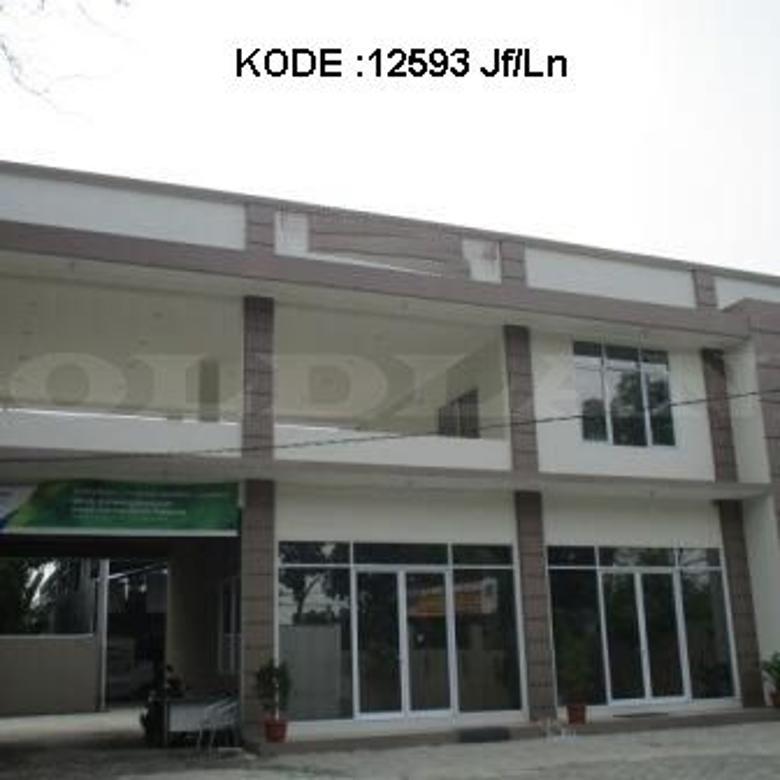 KODE :12593(Jf/Ln) Gedung Dijual Bogor, Luas 2.120 Meter