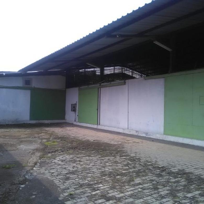 Gudang strategis lokasinya harga bersaing di Sukaraja, Bogor - P3.345