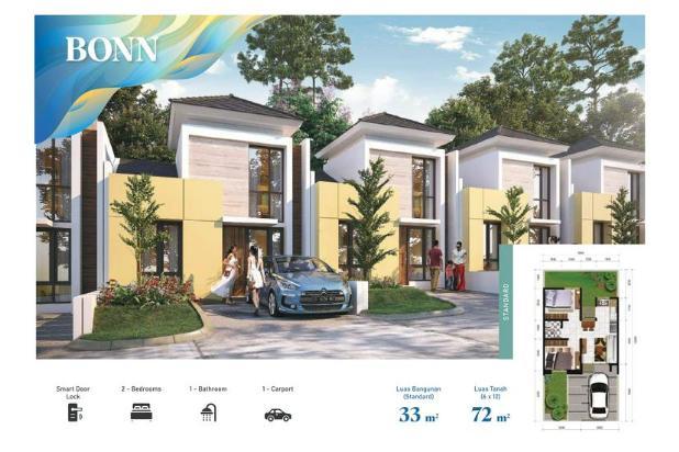 Rp811jt Rumah Dijual