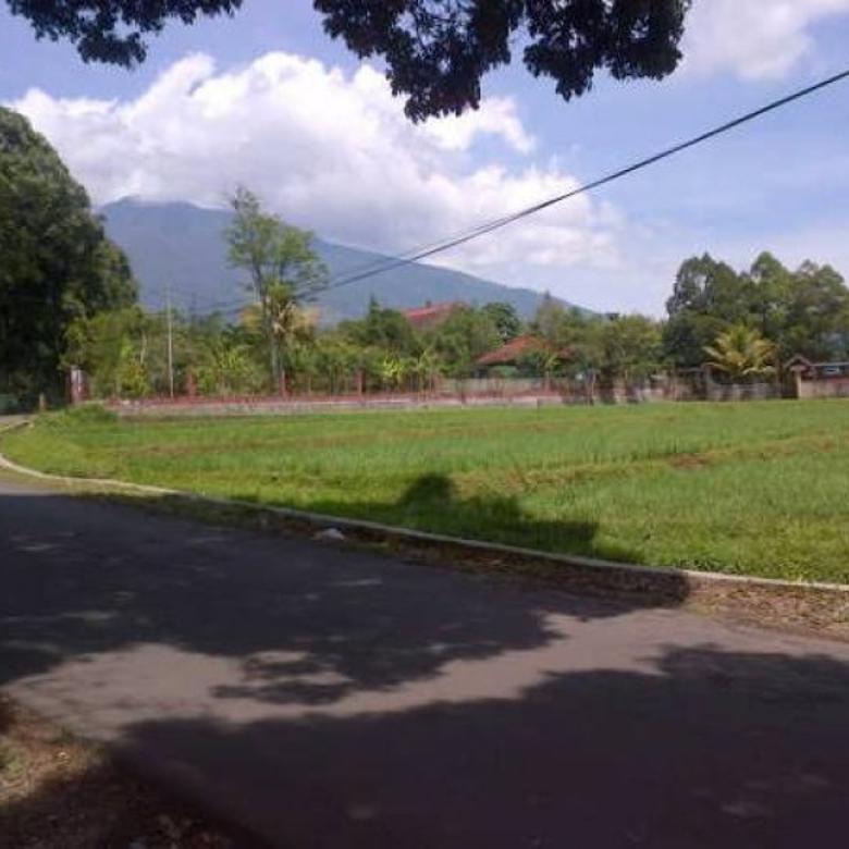 Dijual BU Tanah Dekat Area Pemandian Cimelati Cicurug, Bogor P0213