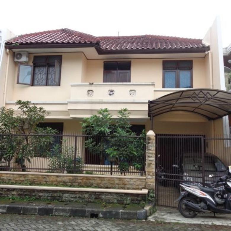 Rumah mewah di Villa Indah Pajajaran