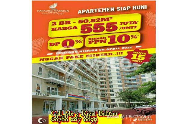 Apartemen 2021 Siap Huni @Jakarta Barat Dp 0% Bonus Dp 10% +5%