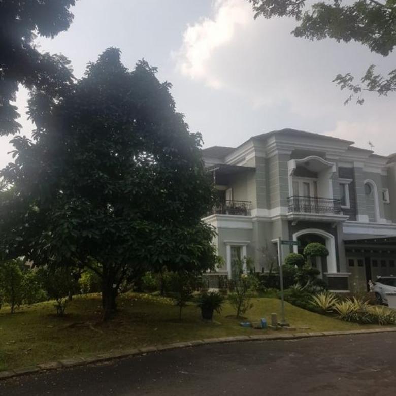 Dijual Rumah Gading Serpong PHG Emerald Hoek Bagus MURAH!!!!!