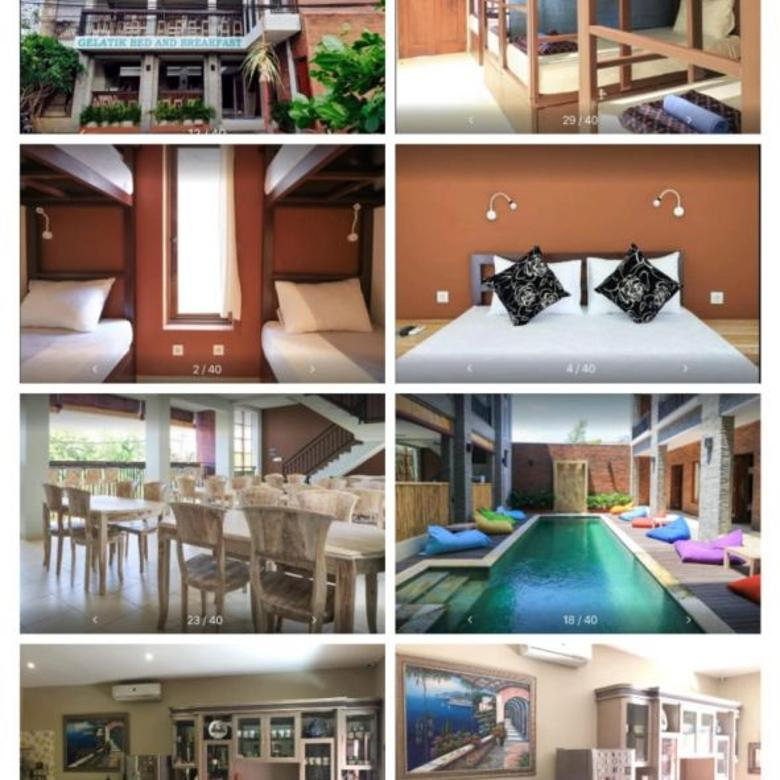 LUXURY HOSTEL DI SEMINYAK BALI FULL FURNISHED !!