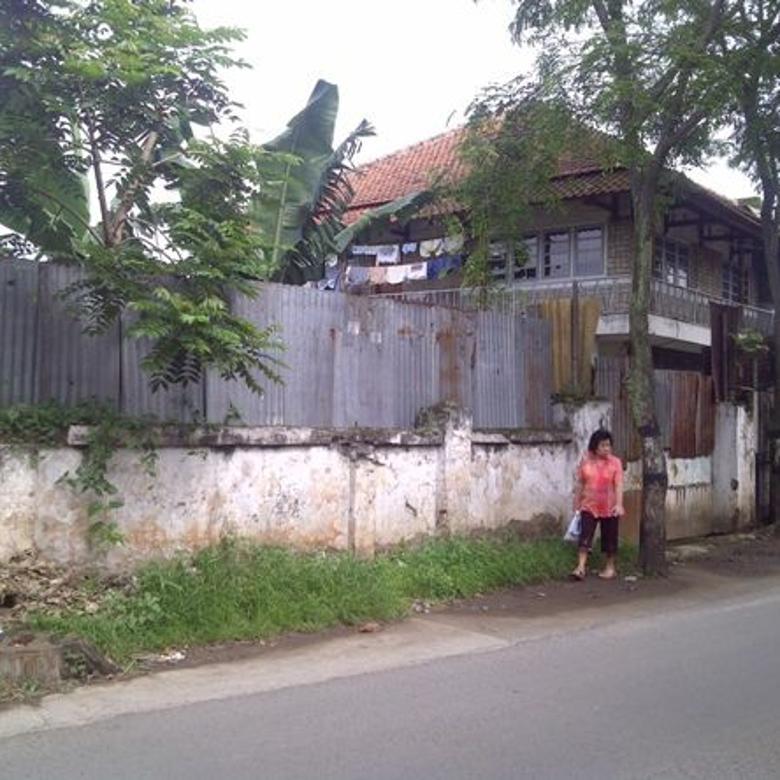 Jalan babakan tembus ke jalan Pacinan Cimahi