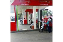 Dijual SPBU aktif di Jatiasih Bekasi