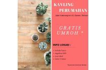 Cocok Bangun Ruko Jl.Kaliurang Km 8 Sertifikat SHM, Free UMROH