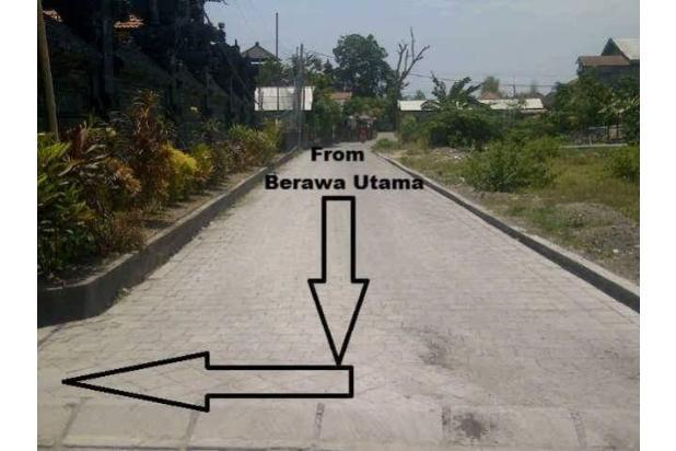 Dijual Tanah Dikawasan Lingkungan Villa Jalan Pantai Brawa Canggu 17995740