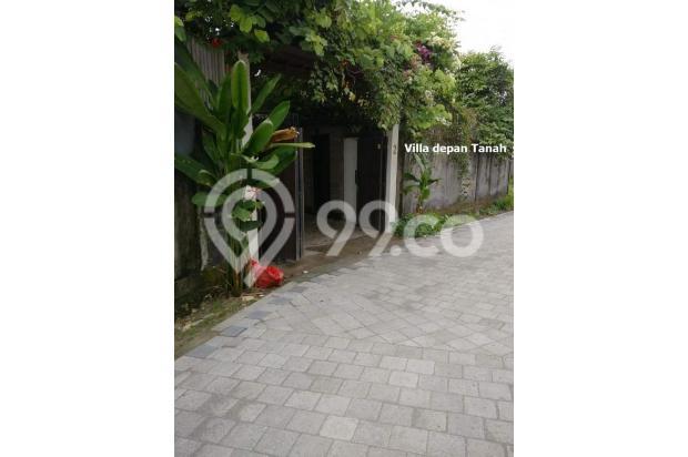 Dijual Tanah Dikawasan Lingkungan Villa Jalan Pantai Brawa Canggu 17995745