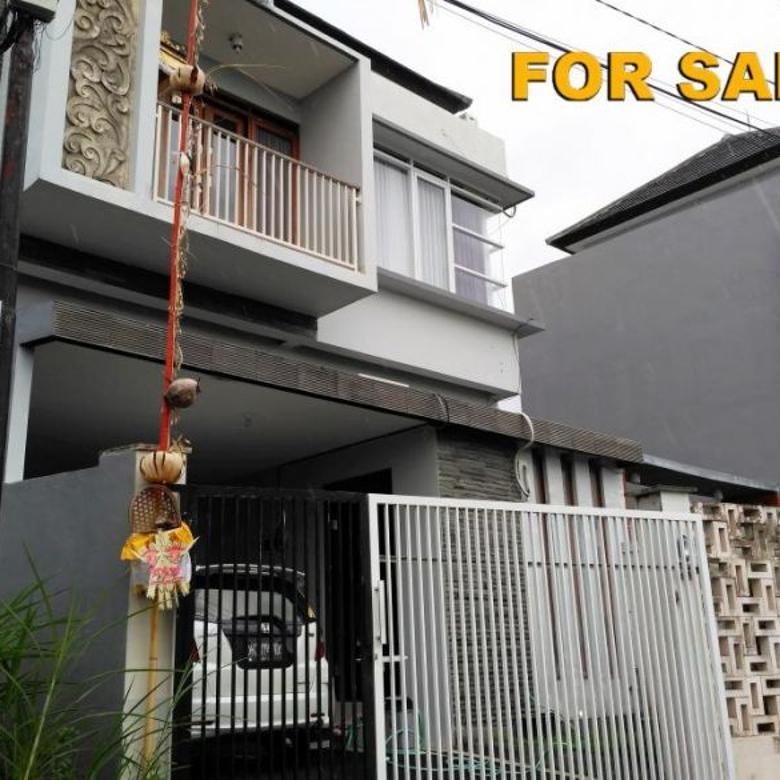 Rumah 3 Bedrooms Lt 86m di Perum Cempaka Mas Dalung Bali