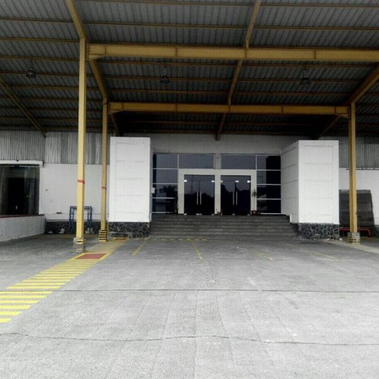 Gudang 3 Ha di Cimanggis 30 Jln Raya Bogor, Cimanggis