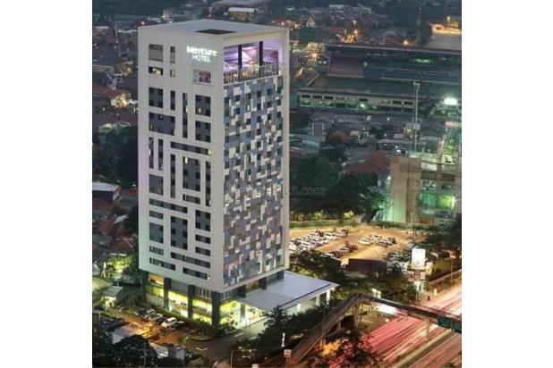 Rp750mily Hotel Dijual