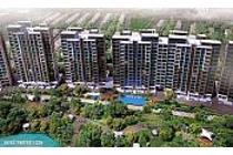 Apartemen Marigold Tower 5 termewah di jantung BSD City.