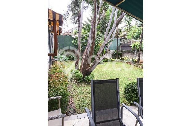 Rumah di Pekayon, Pejaten Barat ~ Siap Huni ~ Full Furnished ~ Taman Luas 14371142