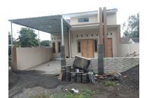 Rumah Dalam Proses Bangun di Selomartani