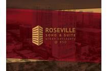 Apartemen Baru Full Furnished Siap Huni di Roseville BSD