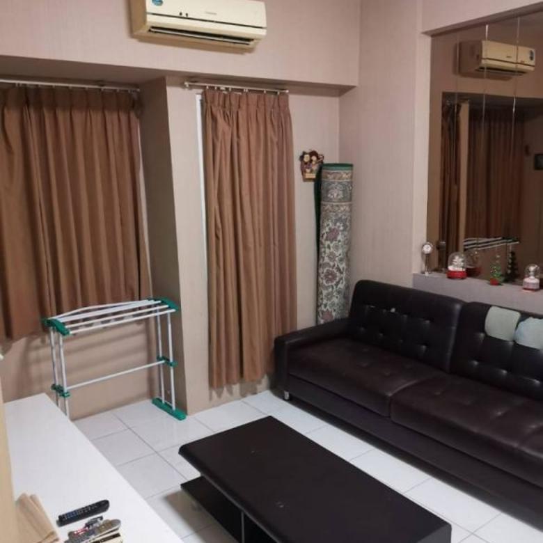 Murah Apartement UC lantai 17 Strategis Tinggal Bawa Koper 2BR