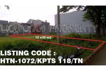 Tanah Kavling di Jl.Boulevard Citra 5, Kalideres, Jakarta Barat