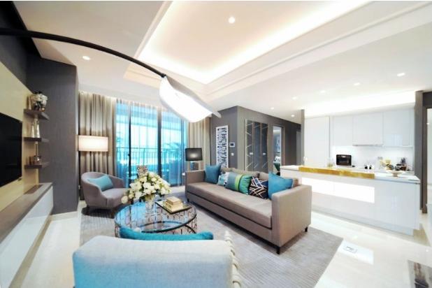 Rp4,46mily Apartemen Dijual