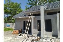 Rumah kecil Tipe.30/60 dekat Bambanglipuro