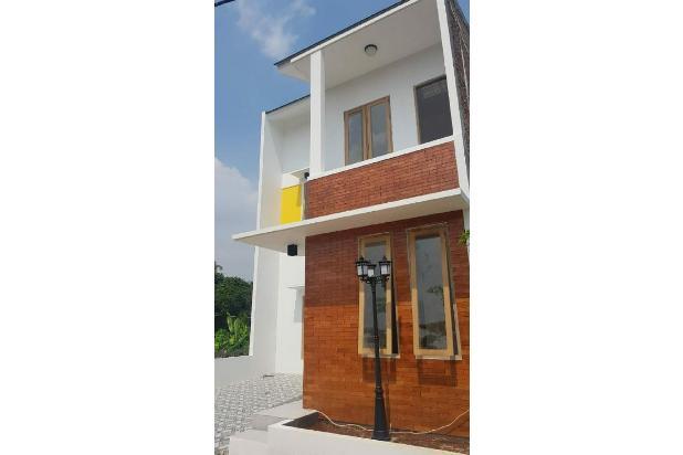 Jual Rumah Syariah Siap Huni di Bogor Cibinong 2 Lantai All In