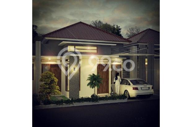 Rumah Tanpa Uang Muka 500 Jt-an Dekat Stasiun KRL 16048322
