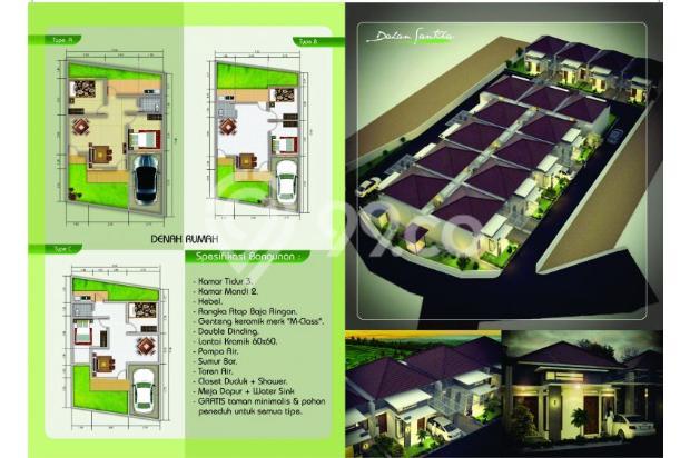 Rumah Tanpa Uang Muka 500 Jt-an Dekat Stasiun KRL 16048329
