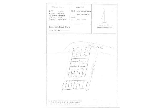 Rumah Tanpa Uang Muka 500 Jt-an Dekat Stasiun KRL 16048331