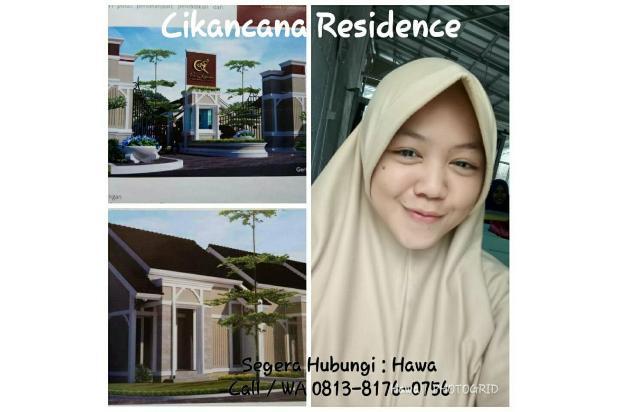 Rumah murah di Cikancana Residence Cianjur dekat fasilitas pendidikan 15145785