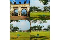 Kavling Ebony dijual Di Green Lake City, Jakarta Barat uk 10 x 18