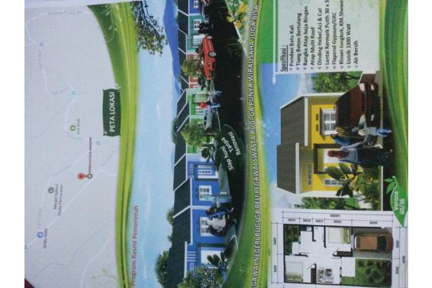 Beli rumah dapat Honda Beat, Rumah kredit murah di Soreang 13690393