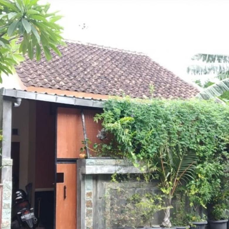 Rumah Full Furnish Cluster Sanggrahan Sukoharjo (TS)