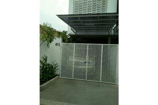 DIJUAL RUMAH HUNIAN CLUSTER MODERN  HJ. SYAHRIN  ,GANDARIA JAKARTA SELATAN 15789241
