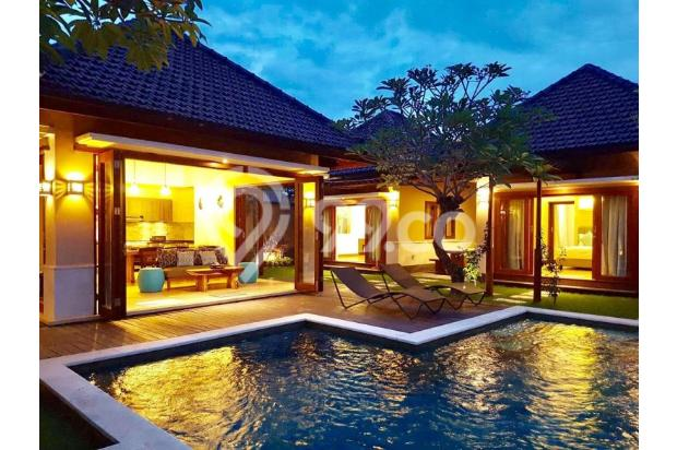 Dijual Villa Minimalis Nyaman di Jalan Kutat Lestari Sanur Barat Denpasar 13245504