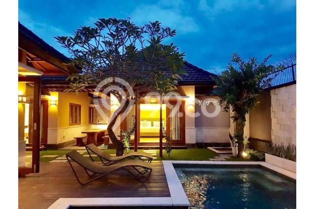 Dijual Villa Minimalis Nyaman di Jalan Kutat Lestari Sanur Barat Denpasar 13245566