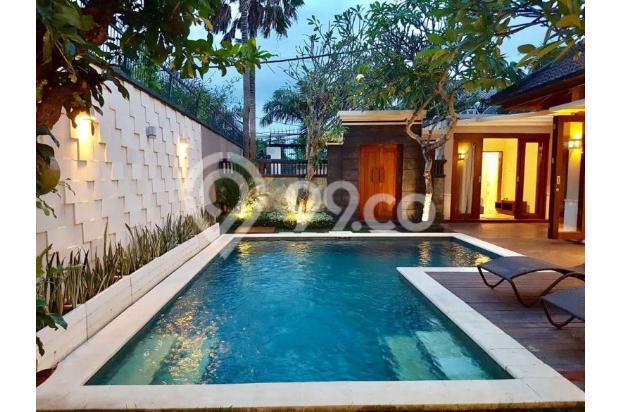 Dijual Villa Minimalis Nyaman di Jalan Kutat Lestari Sanur Barat Denpasar 13245576
