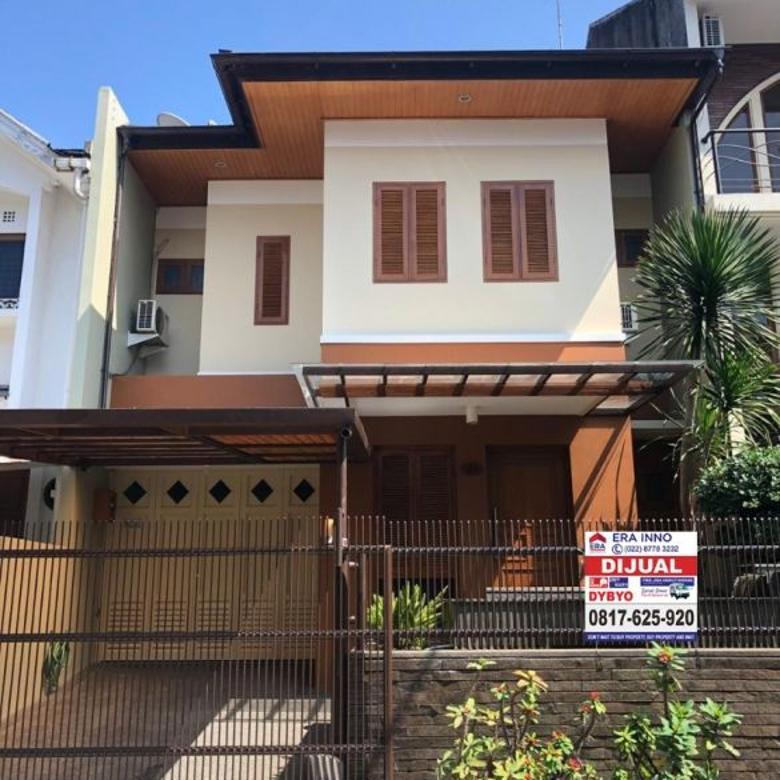 Rumah bagus, nyaman, aman, modern,siap huni  Setra duta